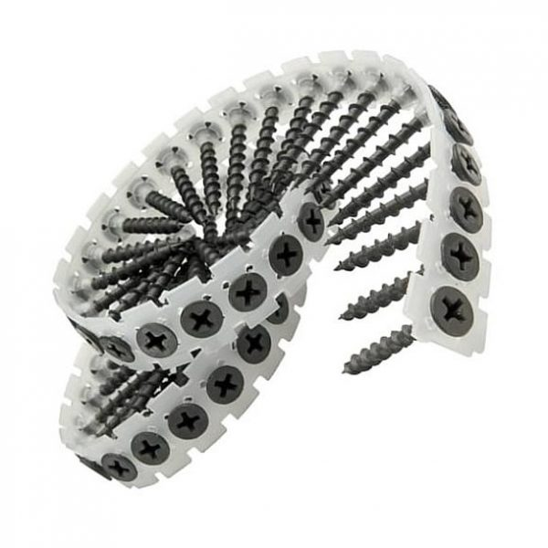 50 Collated Screws
