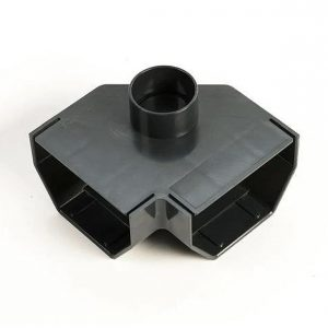 Aqua Channel Corner Black