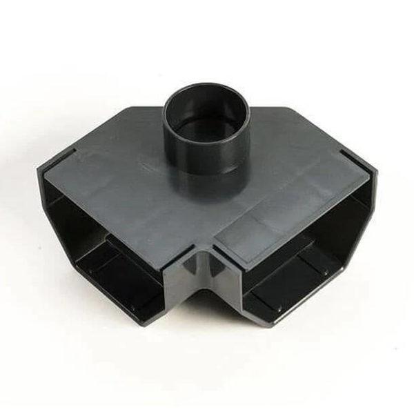 Aqua Channel Corner Black