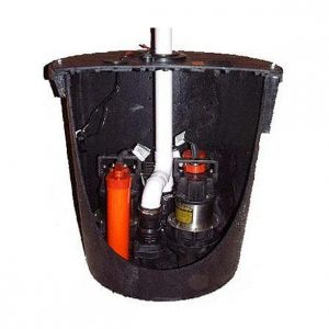 Aqua Double Pump Kit