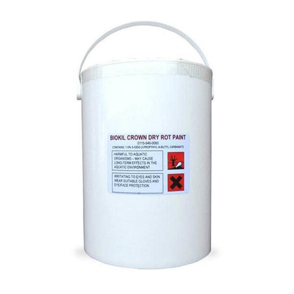 Biokil Crown Dry Rot Paint