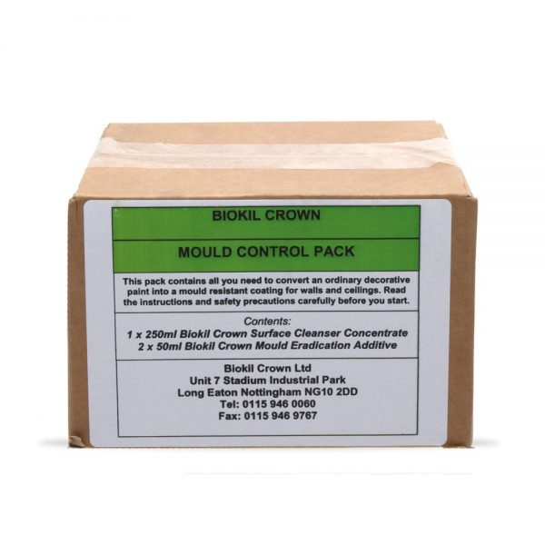 Biokil Crown Mould Control Pack
