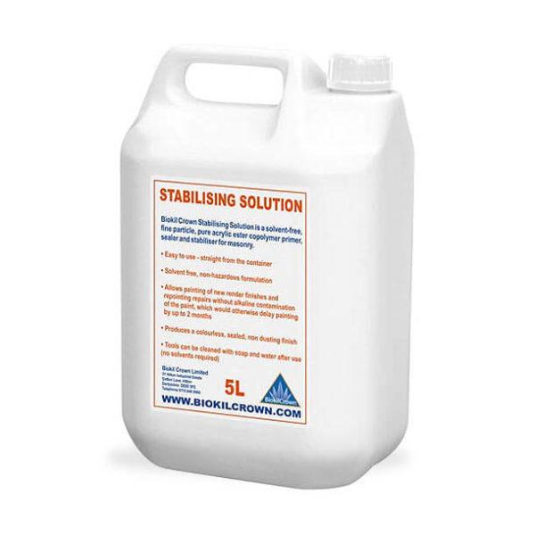 Biokil Crown Stabilising Solution