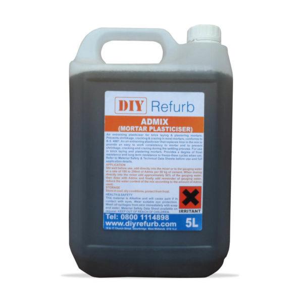 DIYRefurb Admix Mortar Plasticiser
