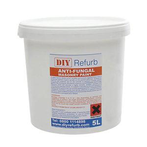 DIYRefurb Anti-Fungal Masonry Paint