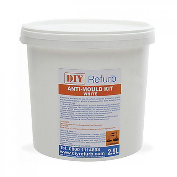 DIY Refurb Anti-Mould Kit