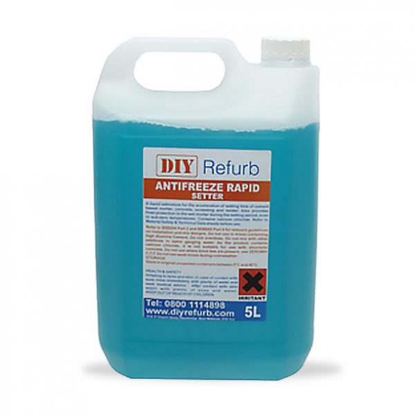 DIYRefurb Antifreeze Rapid Setter