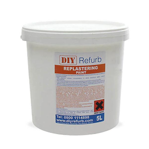 DIYRefurb Replastering Paint