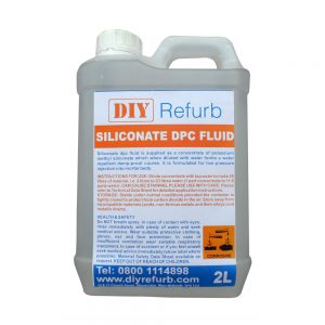 DIY Refurb - Siliconate DPC Fluid