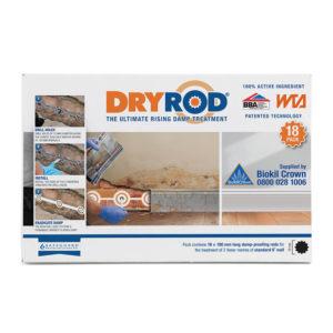 Dryrod Pack 18