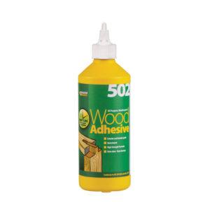 Everbuild 502 Weatherproof Wood Adhesive