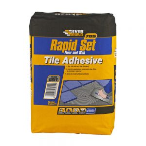 Everbuild 705 Rapid Set Tile Adhesive