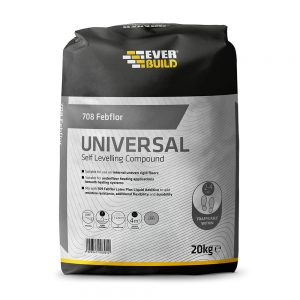 Everbuild 708 Self Levelling Compound