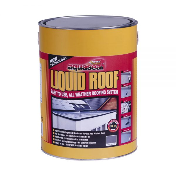 Everbuild Aquaseal Liquid Roof