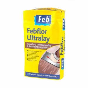 Everbuild Febflor Ultralay