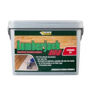 Everbuild Lumberjack 650 Floor Adhesive