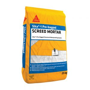 Everbuild Sika 1 Screed Mortar