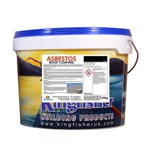 Kingfisher Asbestos Roof Coating