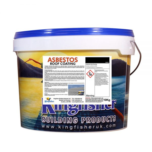 Kingfisher Asbestos Roof Coating