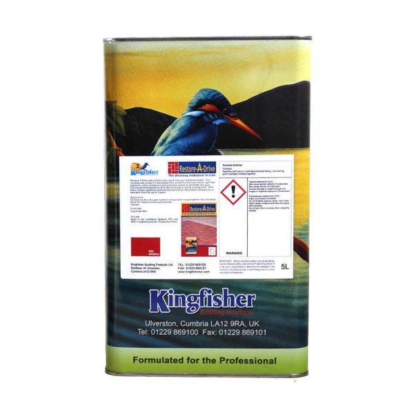 Kingfisher Restore-A-Drive