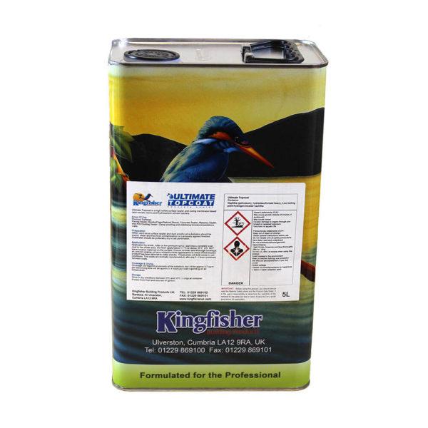 Kingfisher Ultimate Topcoat Premium Sealer