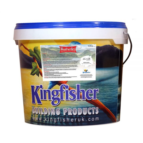 Kingfisher Weatherflex Smooth