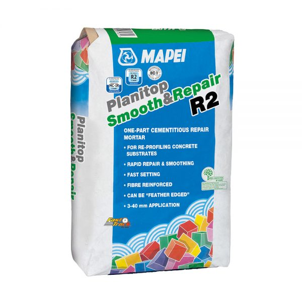 Mapei Planitop Smooth and Repair R2