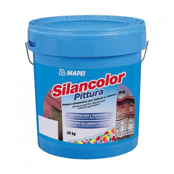 Mapei Silancolor Paint