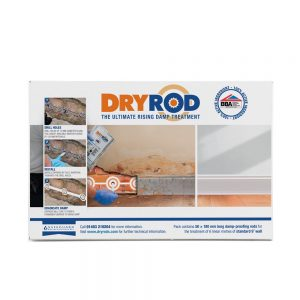 Safeguard Dryrod Damp Proofing Rods