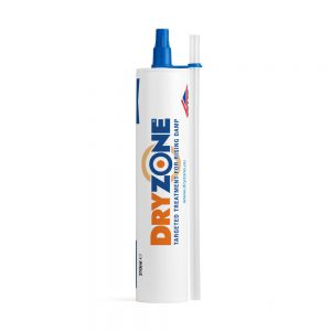Safeguard Dryzone damp proof injection cream